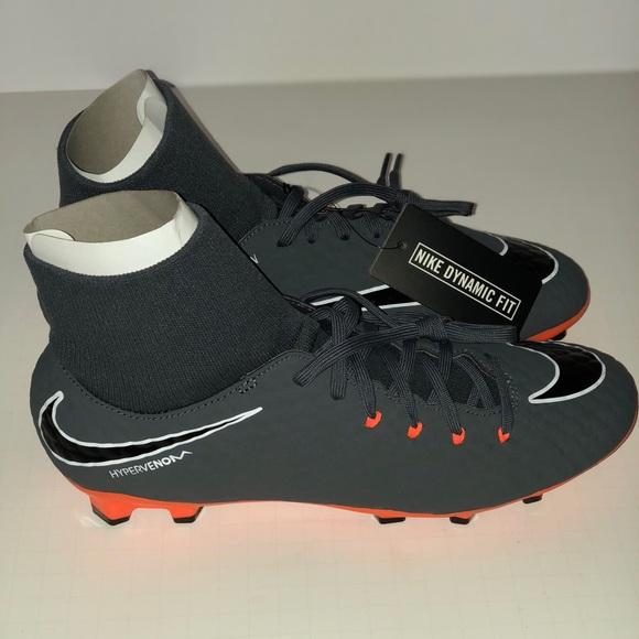 Nike scarpe     Phantom 3 Academy Df Fg Soccer Cleats New   Poshmark dec13a